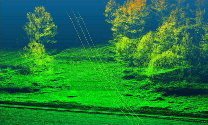 Lidar Scanning Aerial Laser Scanning By Drone